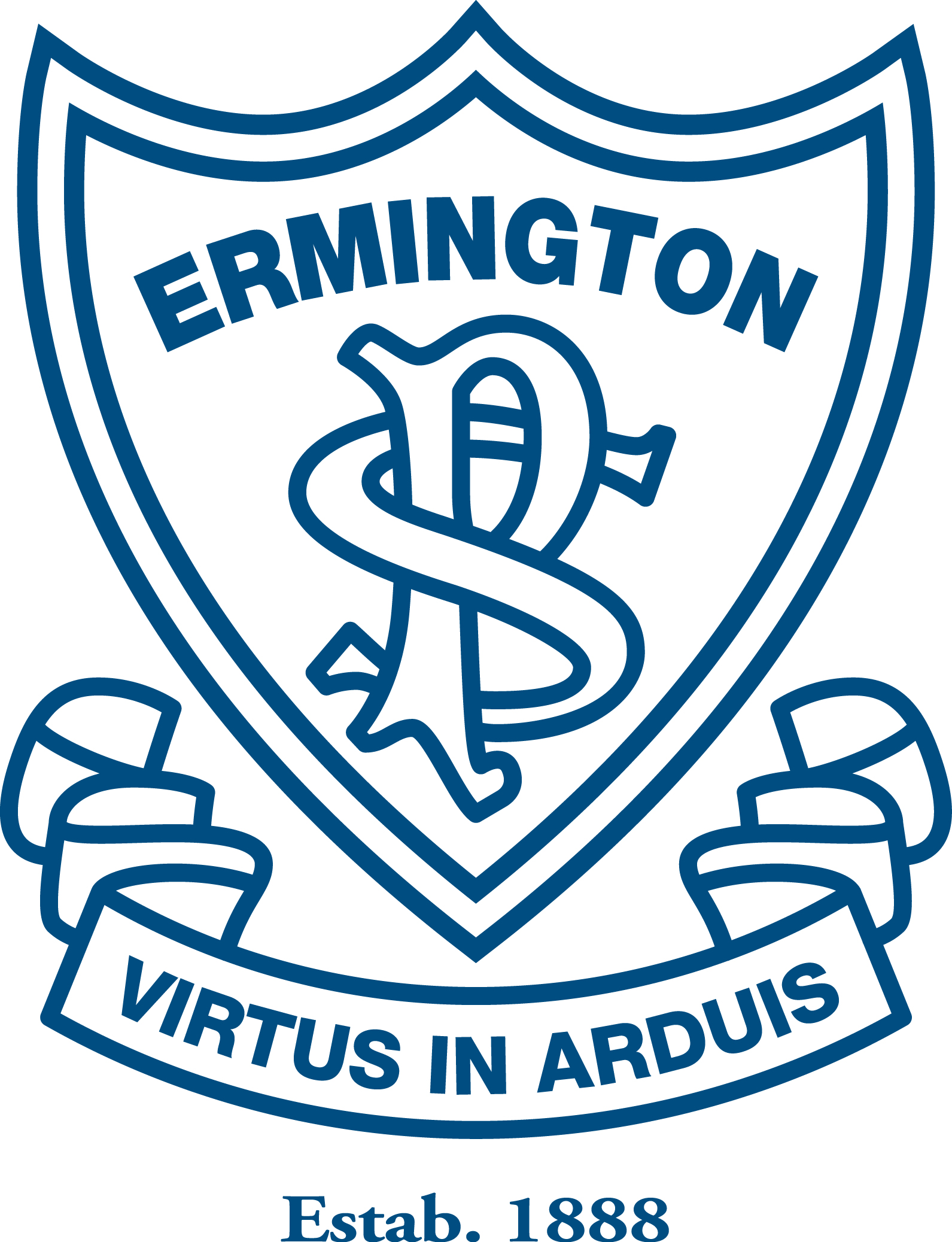 Ermington Public School logo